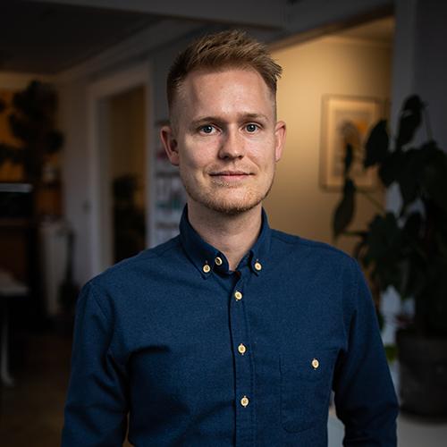 Nicolai Sørensen fra Allerød